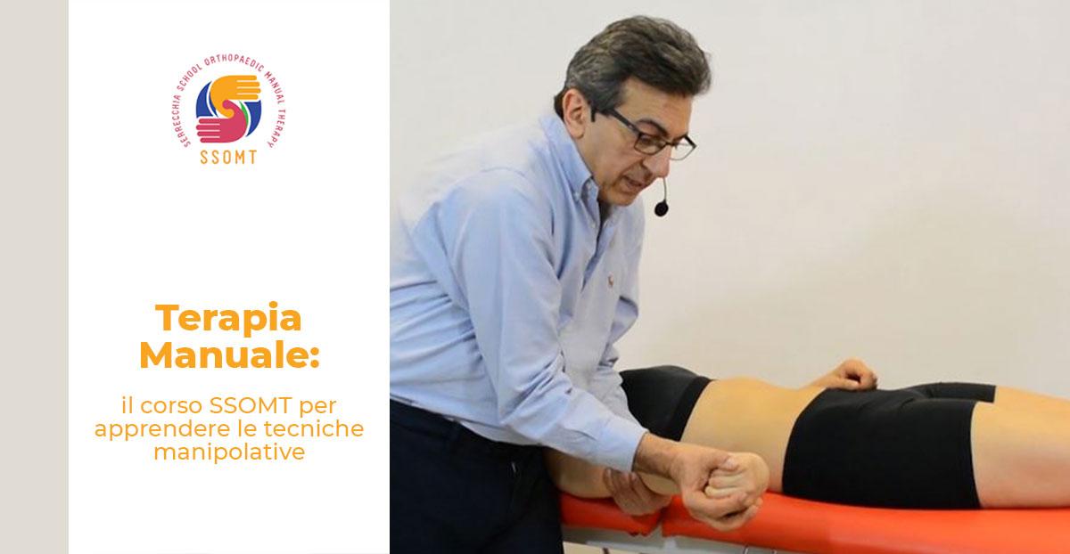 Terapia Manuale video corso professionisti fisioterapia