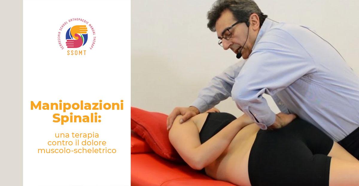 Manipolazioni spinali contro dolore muscolo-scheletrico