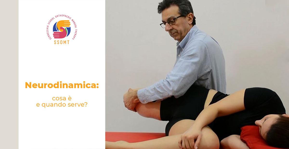 Neurodinamica e Terapia Manuale video corso SSOMT